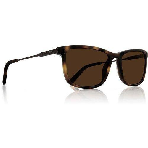 okulary słoneczne DRAGON - Dr522S Thomas Matte Tortoise Brown (242) rozmiar: OS, kolor brązowy