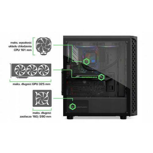 SilentiumPC Obudowa PC - Signum SG1V Evo TG ARGB (5903018661087)