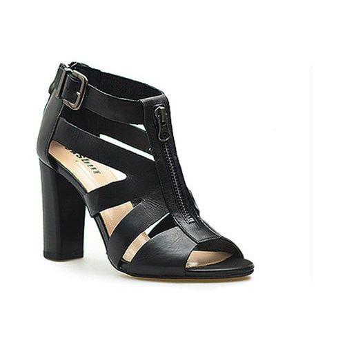 Sandały 36-4053-155-1g czarny lico marki Eksbut