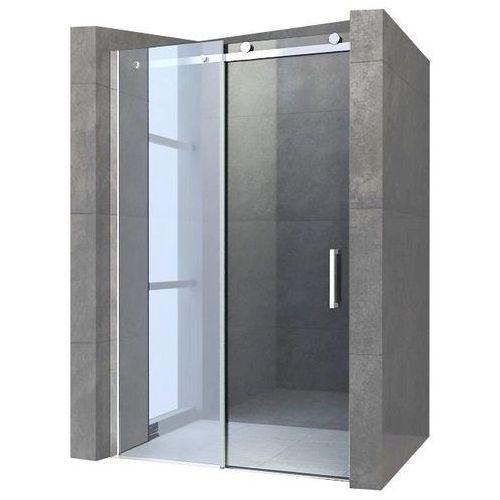 przesuwne drzwi prysznicowe montana 8 mm fa801 marki Veldman