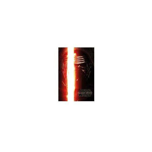 Gf Star wars gwiezdne wojny przebudzenie mocy kylo ren - plakat