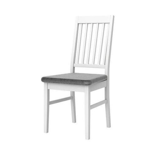 Romantyczne białe krzesło Paris, kolor biały