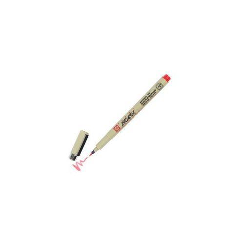 Sakura Pigma Micron Brush Cienkopis 19 Red
