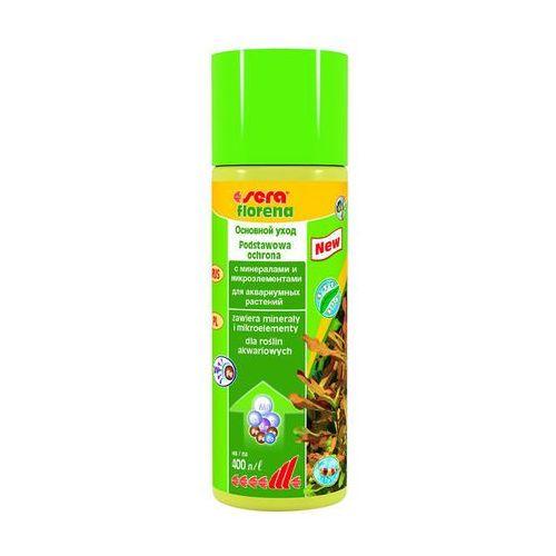 SERA Florena - nawóz mineralny dla roślin akwariowych 250ml