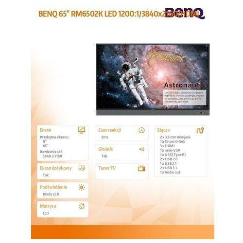 LED BenQ rm6502k