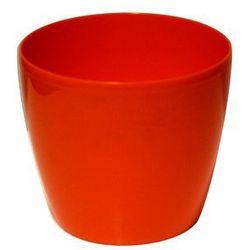 Doniczka Lam MAGNOLIA 300mm pomarańczowy od Daglezja - internetowy sklep ogrodniczy