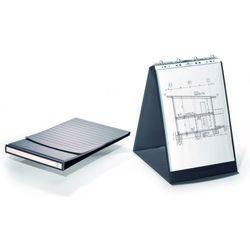 Durable Flipchart stołowy durastar z 10 koszulkami a3 pionowy bazaltowy 8568-39 (4005546810782)