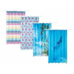 zasłona prysznicowa, 1 sztuka marki Miomare®