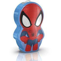 DISNEY - Lampka przenośna na baterie LED Spiderman Wys.9,4cm - oferta [759b2b7017c1872d]