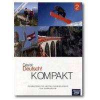 Das ist Deutsch! Kompakt 2 KB + 2CD NE (9788326720697)