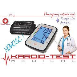 Hi-tech medical kardio-test Ciśnieniomierz naramienny elektroniczny mówiący w j.polskim kta-k6 comfort