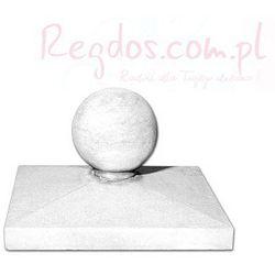 dekoracja betonowa, kula z podstawą 33cm