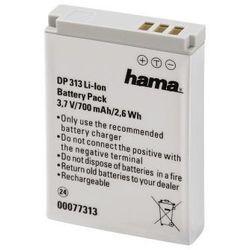 Hama DP 313 (odpowiednik Canon NB-5L) - produkt z kategorii- akumulatory dedykowane
