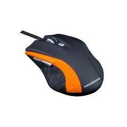 Mysz MODECOM Black-Orange M-MC-00M5-160/ DARMOWY TRANSPORT DLA ZAMÓWIEŃ OD 99 zł