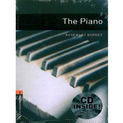 Oxford Bookworms Library: Stage 2: The Piano Audio CD Pack, pozycja z kategorii Literatura obcojęzyczna