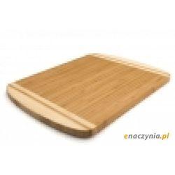 deska do krojenia z bambusa duża 40x30x1,6cm marki Berghoff