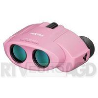 Pentax UP 10X21 (różowy) - produkt w magazynie - szybka wysyłka!, 61806