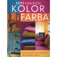 Kolor i farba 1001 pomysłów - Anne Justin (2009)
