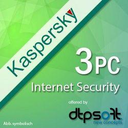 Kaspersky Internet Security 2015 ENG 3 PC/12 Miec ESD (oprogramowanie)