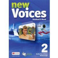 Voices New 2 SB MACMILLAN