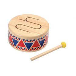 Bębenek drewniany marki Plan toys