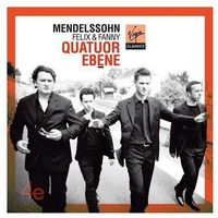 String Quartets Op. 13 In A Minor, Op. 80 In F Minor And Quartet In E Flat Major, 4645462