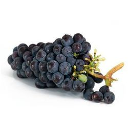 Tablica magnetyczna do kuchni suchościeralna winogrona 255 marki Wally - piękno dekoracji
