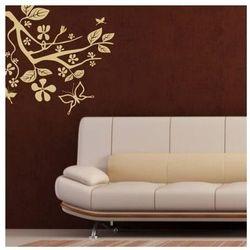 Gałąź 1033 szablon malarski marki Deco-strefa – dekoracje w dobrym stylu