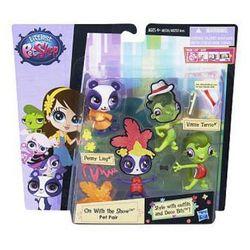 Zestaw littlest pet shop za kulisami a8534  wyprodukowany przez Hasbro