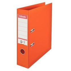 Esselte segregator z mechanizmem standard no. 1 power, a4 75mm, pomarańczowy