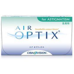 Air Optix for Astigmatism 3 szt. (soczewka kontaktowa)