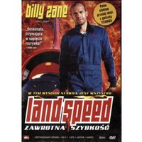 Film DVD Land speed Zawrotna szybkość