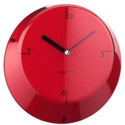 Bugatti - Glamour zegar ścienny, czerwony
