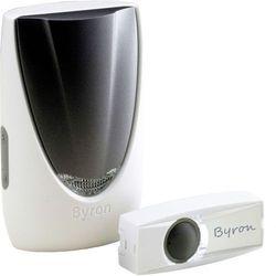 bezprzewodowy dzwonek do drzwi biały marki Byron