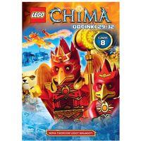 Lego Chima. Część 8 (odcinki 29-32) [DVD]