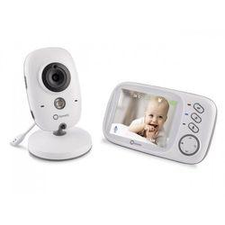 Lionelo Elektroniczna niania care babyline 6.1 biała - darmowa dostawa!!! (5902581654588)