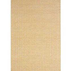 Dywan Padlock Mustard 170x240 cm - kremowy ||musztardowy