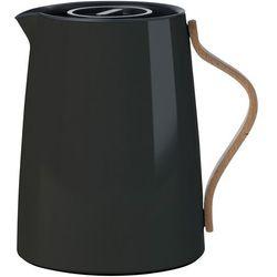 Zaparzacz do herbaty z funkcją termosu Emma Stelton czarny (X-201-2), X-201-2