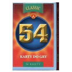 Karty do gry 54 - produkt z kategorii- Gry karciane