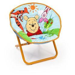 Delta krzesło składane dla dzieci kubuś puchatek
