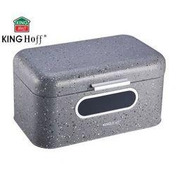Kinghoff Chlebak stalowy marmurek  [kh-1080]