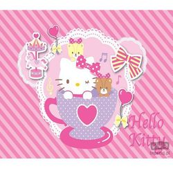 Fototapeta zabawa-hello kitty 1806 marki Consalnet