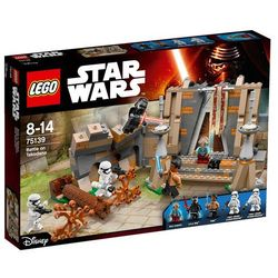 Lego Star Wars BITWA O TAKODANA (Battle on Takodana) 75139, klocki