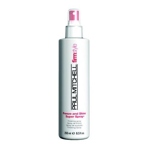 Firm Style Freeze and Shine Super Spray - mocno utrwalający spray 250ml, Paul Mitchell z Estyl.pl