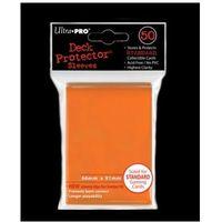 Koszulki (protektory) ultra pro matte pomarańczowe 50s, marki Brak danych