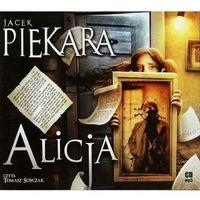 CD MP3 ALICJA TW, oprawa kartonowa