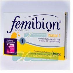 Femibion Natal 1 30tbl z kategorii Witaminy ciążowe
