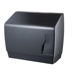 BISK PL-P4 Podajnik na papier w listkach, czarny 07235, 07235
