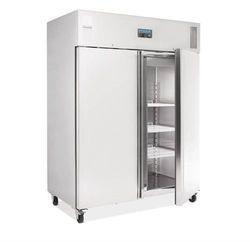 Szafa mroźnicza 2-drzwiowa | -18 do -22°c | 1300l | 1485x835x(h)2010mm marki Polar refrigeration