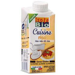 Krem ryżowy do gotowania BIO 200ml - Isola Bio - sprawdź w wybranym sklepie